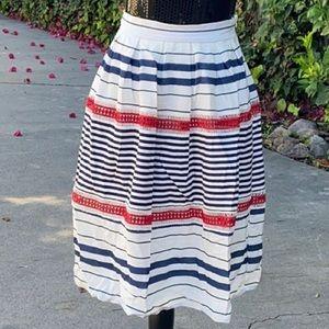 🔴3/$10 Verty crochet midi skirt